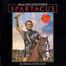 Oyendo: Spartacus (Alex North)