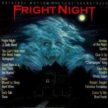 Oyendo: Fright Night (Brad Fiedel & various artists)