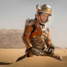 Viendo: The Martian