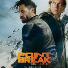Aplausos o abucheos: Point Break, sin límites