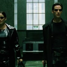 Viendo: The Matrix