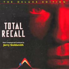 Oyendo: Total Recall (Jerry Goldsmith)