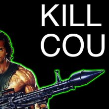 Arnold vs Sly: Killcount Wars