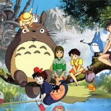 Pequeño gran homenaje a Hayao Miyazaki