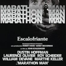 Aplausos o abucheos: Marathon Man