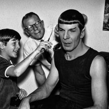 Viendo: For the Love of Spock