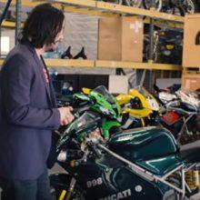 Las motos de Keanu