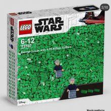 El nuevo Lego Star Wars